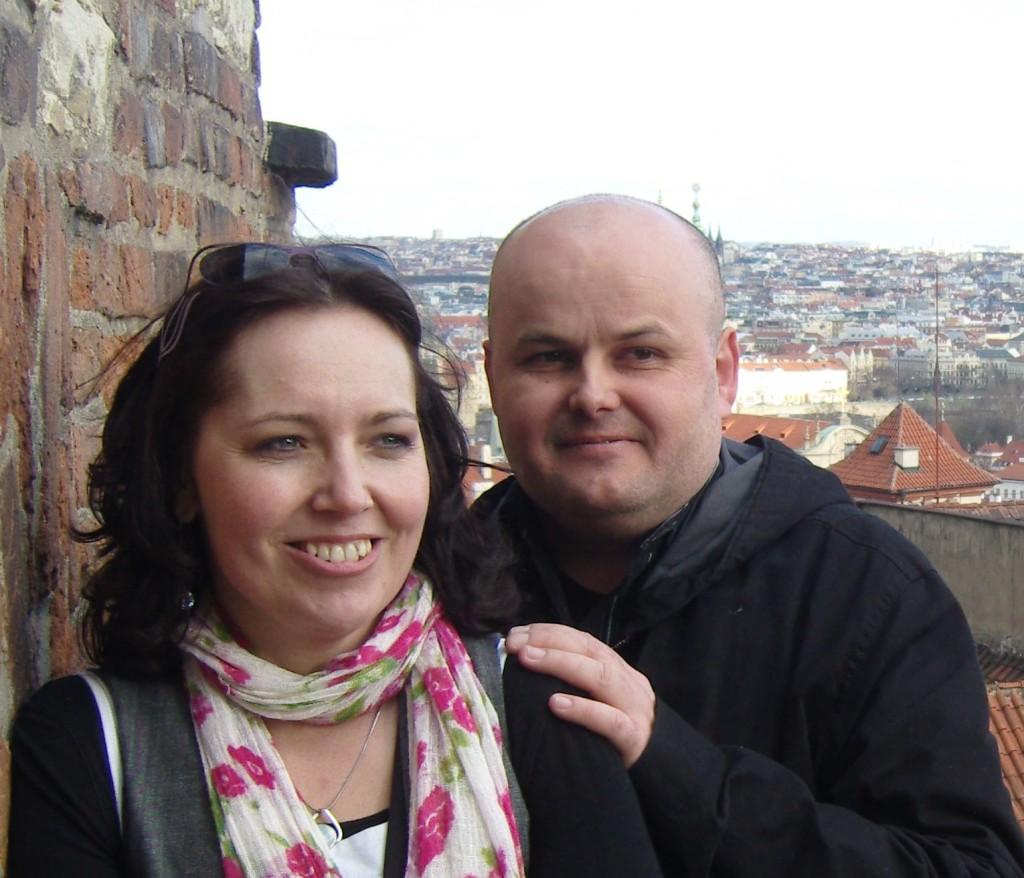 Eva & Stanislav Bubik