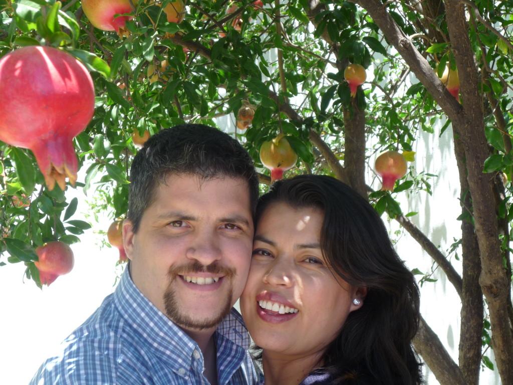Andy & Flori De La Garza