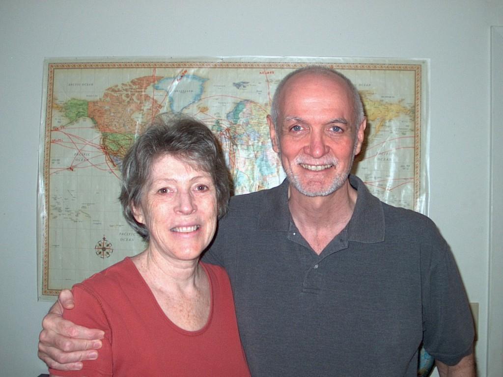 David & Judy Payne
