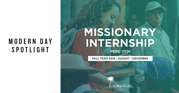 Peru-internship
