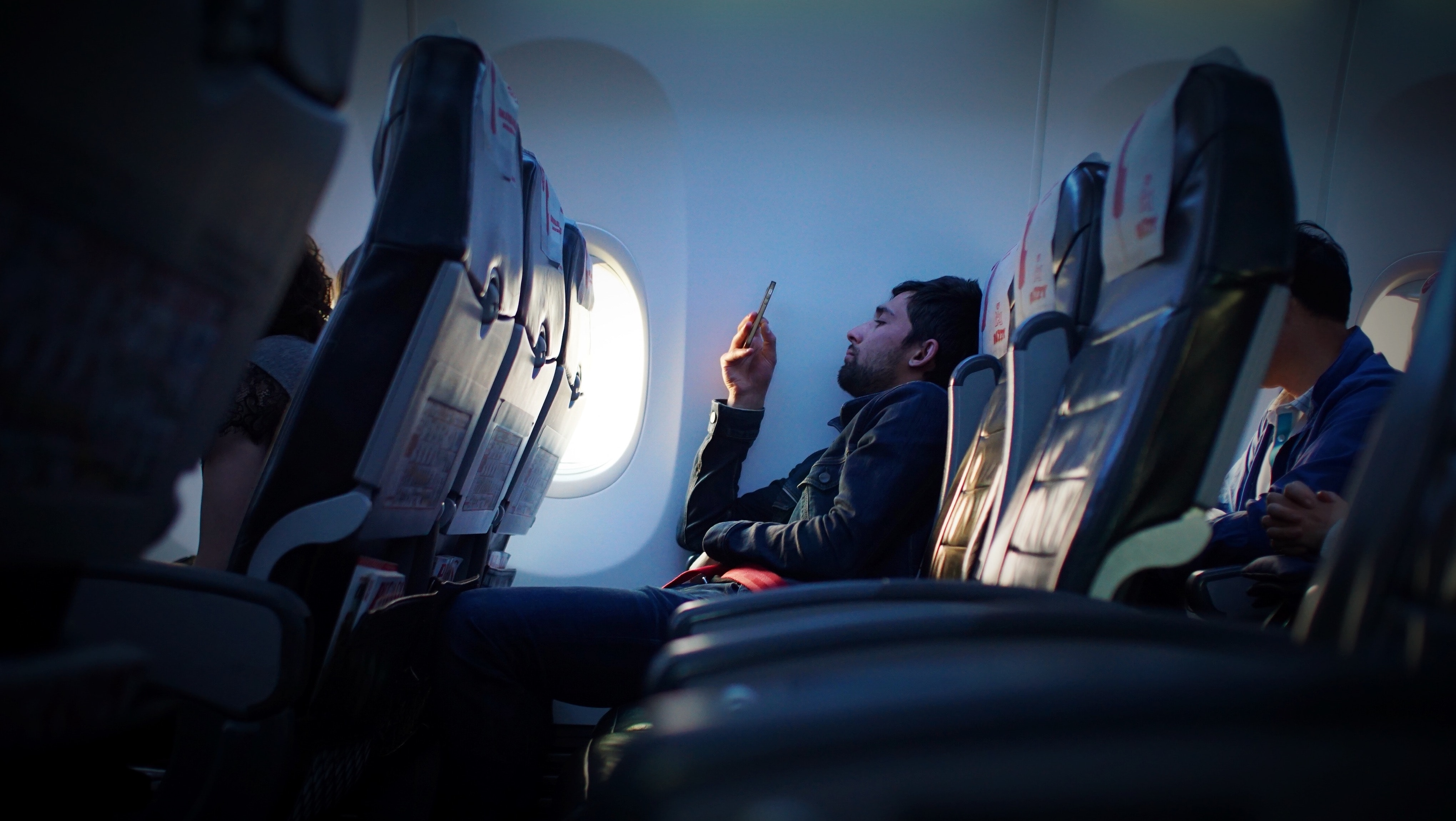 A Red-Eye Flight Leads to a Gut Wrenching Encounter