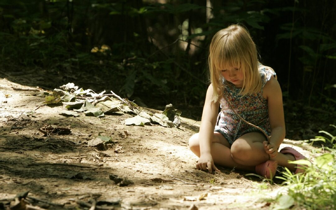 How can we help our kids develop their own relationships with God?