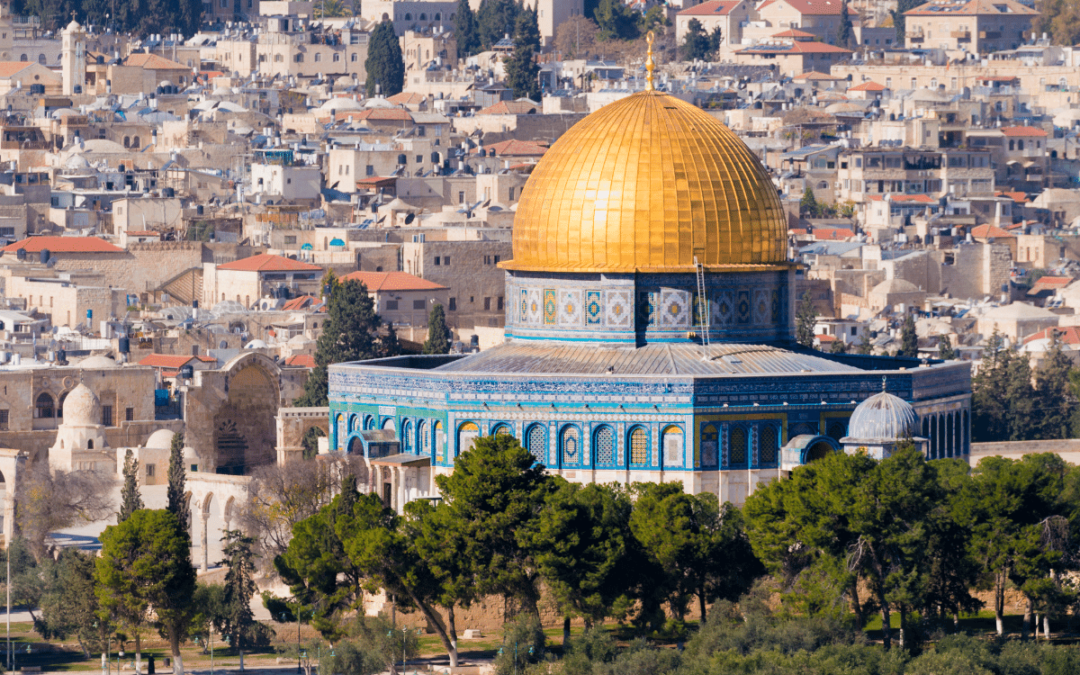 Israel-Palestinian Conflict & Why Christians Should Care
