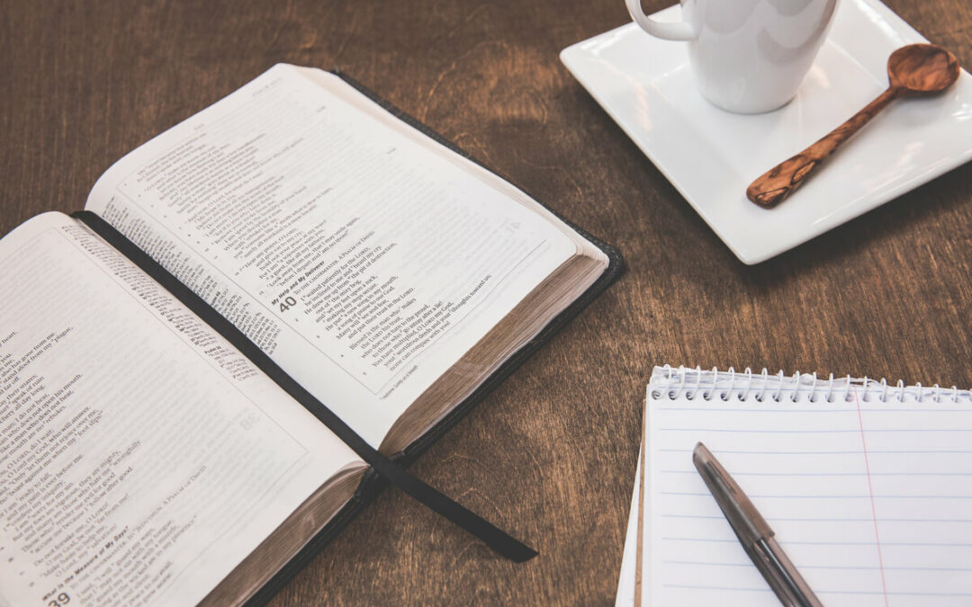 3 Things to Remember When Reading or Studying the Bible