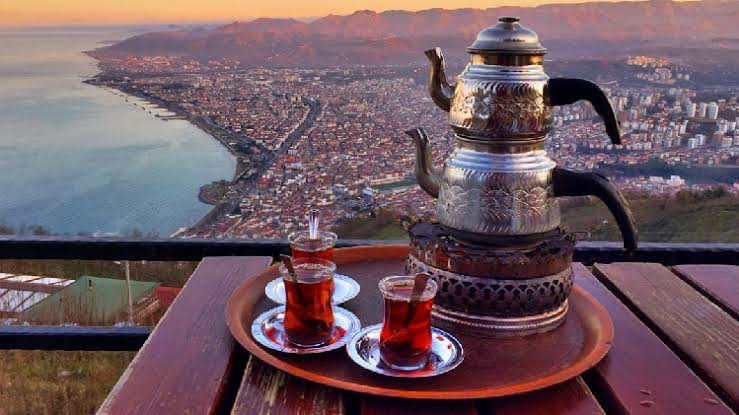 Discipling in the Middle East over Tea